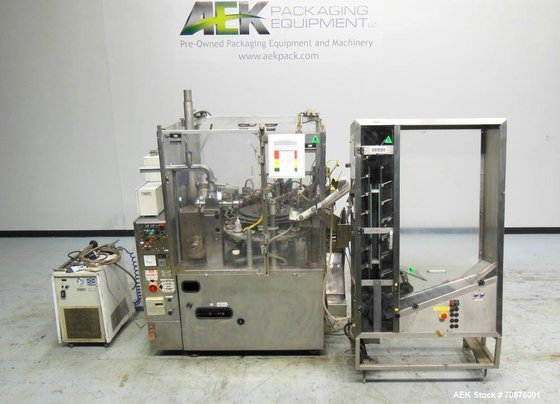 Used- Kalix Model KX100 Plastic