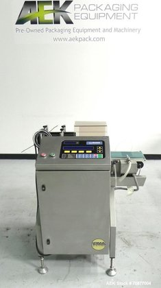 Used- Loma Model 6000PWT Automatic