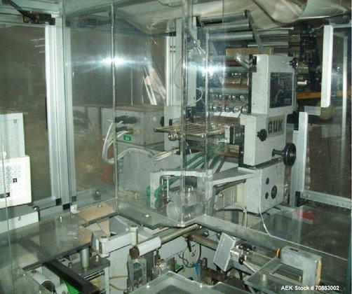 Used- IMA C62 Blisterpack Machine