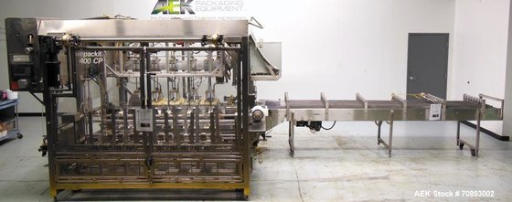 Used- WePackIt Model 400CP Automatic