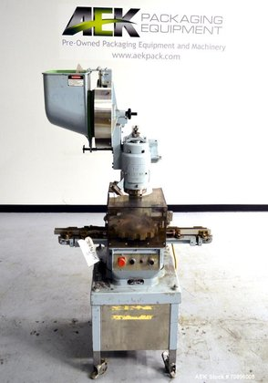 Used- West PW500F Rotary Vial