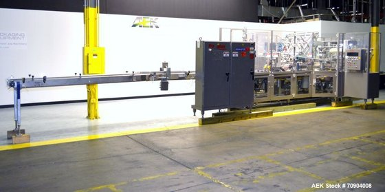Used- Douglas Machine KDCP-21 Carton