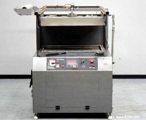 Used- Visual Packaging System CTIF