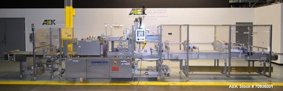Used- Skinetta Pac-Systems ASK800 Shrink