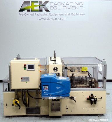 Used- Klippenstein Model K503HM Automatic