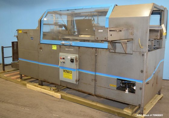 Used- ABC Model 230HM Automatic