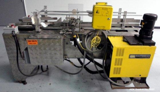 Used- Adco 15CHL Semi-Automatic Carton