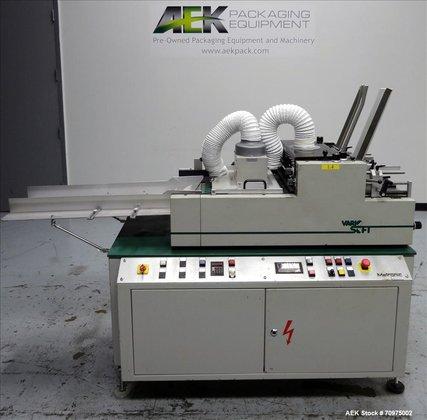 Used- KBA Metronic Model VSK