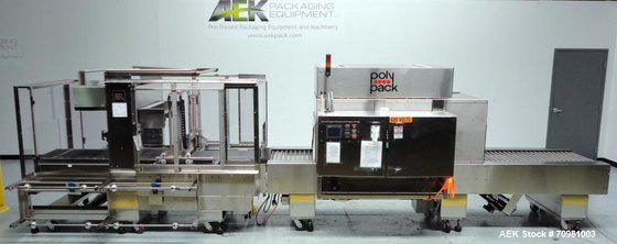 Used- Poly Pack CMS-24-HL Shrink
