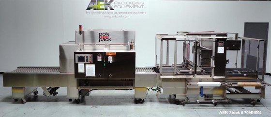 Used- Poly Pack CMS-24-HL Shrink