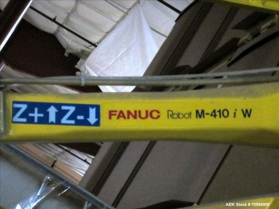 Used- Fanuc Industrial Robot, Model