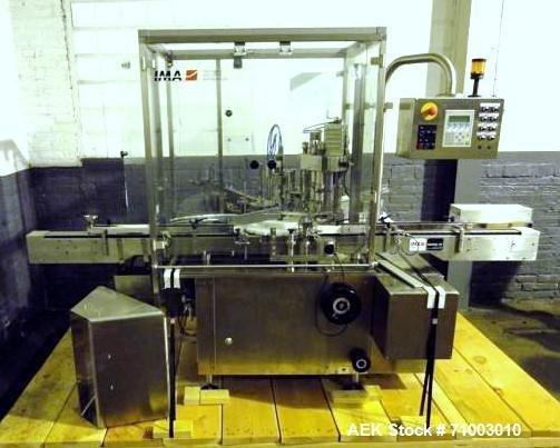 Used- IMA Model F97 Multifill