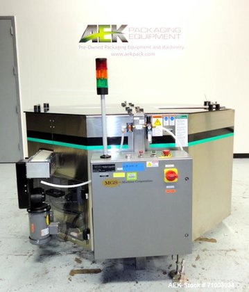 Used- Hoppmann Model FT-50 Centrifugal