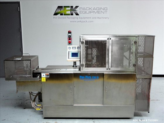 Used- ProPacker Model 150/6 Pharmacy