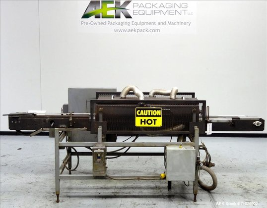 Used- Trine Shrink Tunnel for