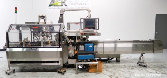 Used- FMS Serpa Model 5000CAL