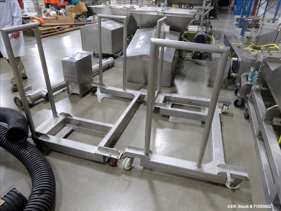 Used-MTC ((Materials Tansportation Company) )