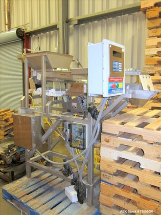 Used- Cresent Systems Box Weighting