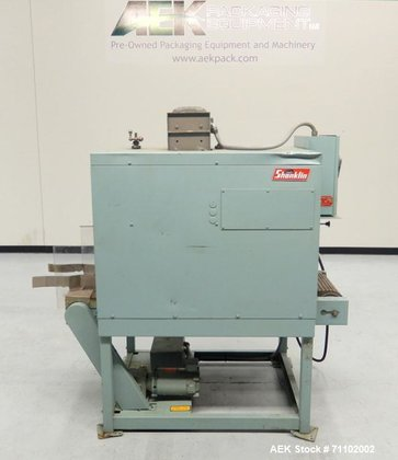Used- Shanklin Model T-7XL Shrink