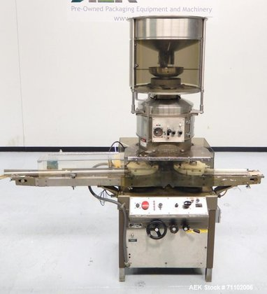 Used- West Model RW500F 12-Head