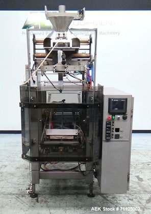 Used- Hayssen Model 602 Vertical