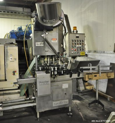 Used- Fowler Zalkin Auto Capping