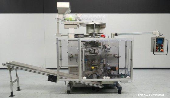 Used- Siebler Model HM1/290 Vertical