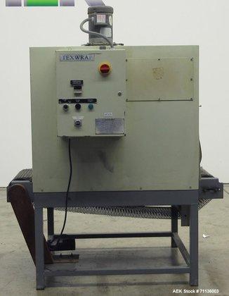 Used- Texwrap Model T1322 Shrink
