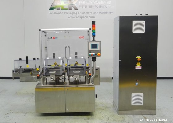 Used- IMA Model V300 Small