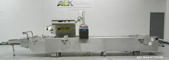 Used- Multivac Model R5200 Roll