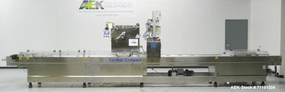 Used- Tiromat Model Compact M360