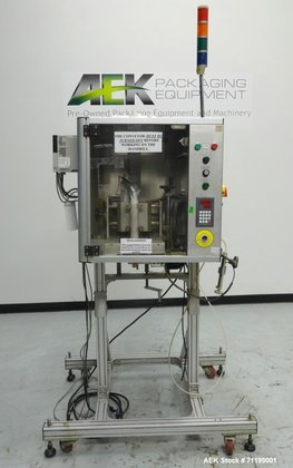 Used- TriPack Model LSA-160 Automatic