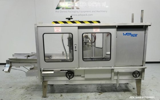 Used- Wexxar Model WFT Case