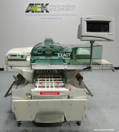 Used- Mettler Toledo Exact Workhorse