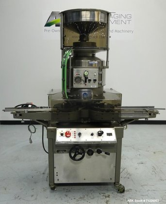 Used- Westcapper Model RW500 Automatic