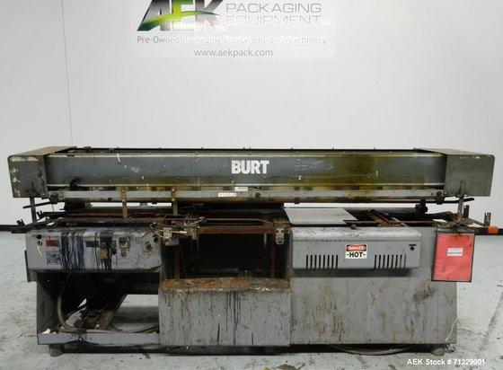 Used- Mateer-Burt (GEI) Model 704SB