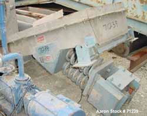 Used- Carrier Vibrating Equipment Ampli-Flow