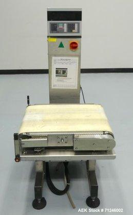 Used- Ishida Model DACS-WN-180-SB/WP-N High