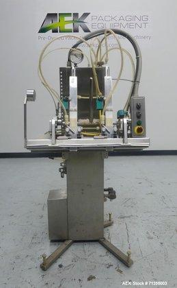 Used- M-Tek Model Corr-Vac Modified