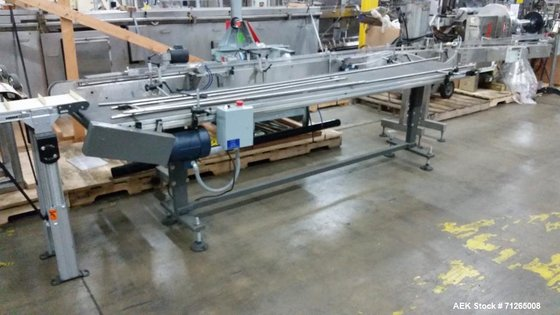 Used- XPEDX Belt Conveyor. Has