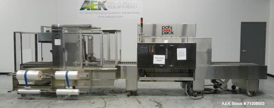 Used- Poly Pack Model CMS-24HL
