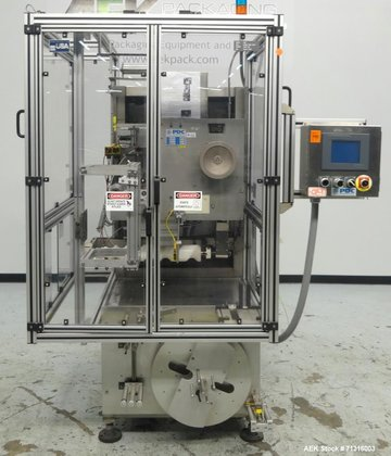 Used- PDC Model 75-ERL Automatic