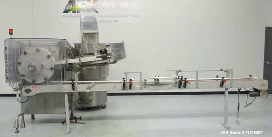 Used- Kalish Model 7440 Kalisort