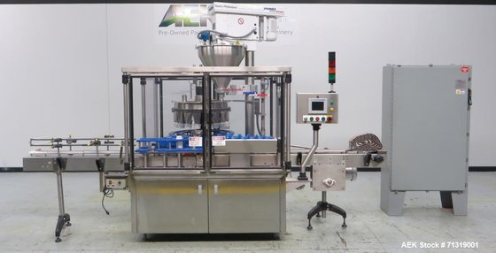 Used- Pneumatic Scale Angelus (Mateer)