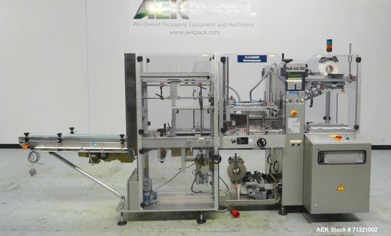 Used- Pester Pac Automation Model