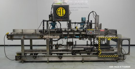 Used- Hartness Model 825 Automatic