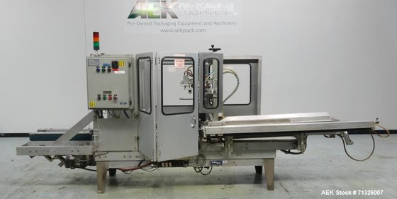 Used- Wexxar Model WFT-JR Automatic
