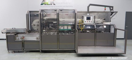 Used- Z-Automation Company Model ZAC
