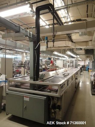 Used- Clear Automation Model M-017