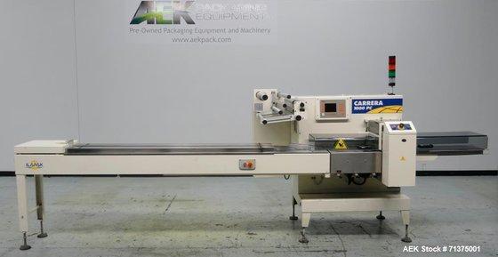 Used- Ilapak Model Carrera 1000